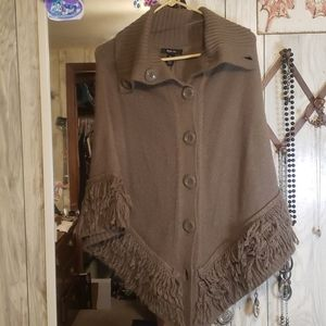 3 for $10 Style and Co poncho